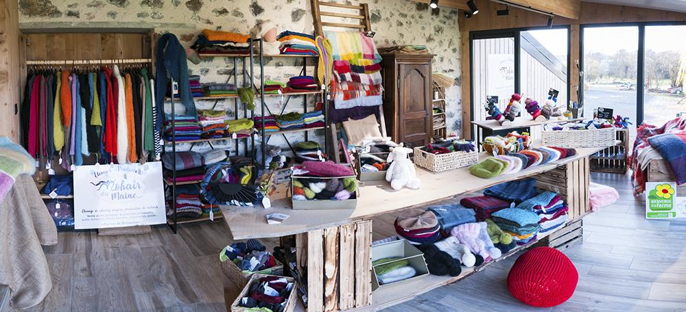 boutique Mohair du Maine