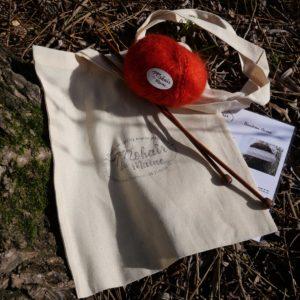 Kit tricot bandeau Cocoon